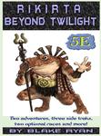 RPG Item: Beyond Twilight (5e)