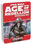 RPG Item: Age of Rebellion Specialization Deck: Spy Courier