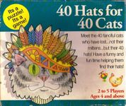 40 Hats for 40 Cats
