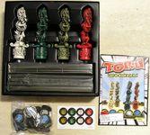 Board Game: Toru