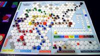 Board Game: German Railways