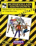 RPG Item: Supervillain Showdown #1: Hardhate