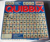 Board Game: Quibbix