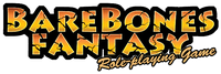 RPG: BareBones Fantasy Role-playing Game