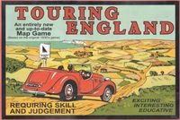 Board Game: Touring England