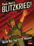 Board Game: Blitzkrieg!: World War Two in 20 Minutes