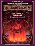 RPG Item: H4: The Throne of Bloodstone