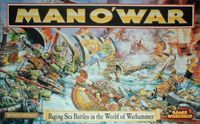 Board Game: Man O' War