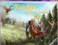 Video Game: Knights of the Chalice