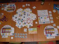 Board Game: Solarius Mission