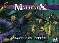 Board Game: Malifaux: Master of Puppets – Collodi Box Set