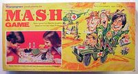Board Game: MASH Game