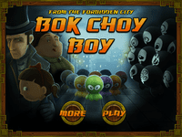Video Game: Bok Choy Boys