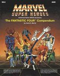 RPG Item: MA4: The Fantastic Four Compendium