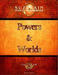 RPG Item: Powers & Worlds