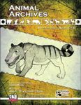 RPG Item: Animal Archives: Prehistoric Animals II