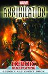 RPG Item: Annihilation Essentials  Event Book