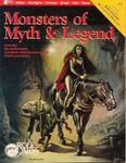 RPG Item: Monsters of Myth & Legend