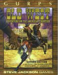 RPG Item: GURPS Old West (Second Edition)