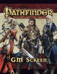 RPG Item: Pathfinder Roleplaying Game GM Screen