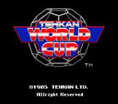 Video Game: Tehkan World Cup