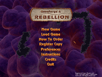 Video Game: Geneforge 4: Rebellion