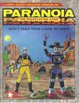 RPG Item: Don't Take Your Laser to Town