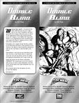 RPG Item: Double Blind