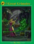 RPG Item: The Great Grimoire Vol. I