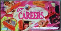 Board Game: Careers for Girls