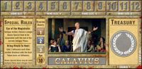 Board Game: Spartacus: A Game of Blood & Treachery – House Calavius