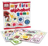 Board Game: My First Alphabet Game