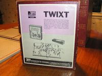 Board Game: Twixt