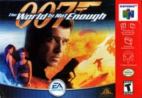 Video Game: 007 The World is not Enough