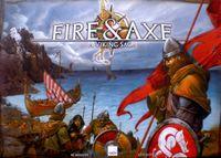Board Game: Fire & Axe: A Viking Saga