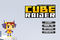 Video Game: Cube Raider