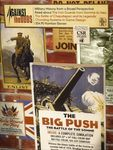 Board Game: The Big Push: The Battle of the Somme
