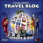 Board Game: Travel Blog