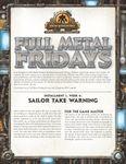 RPG Item: Full Metal Fridays Installment 1, Week 4: Sailor Take Warning