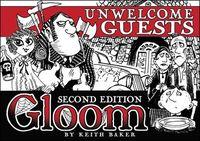 Board Game: Gloom: Unwelcome Guests