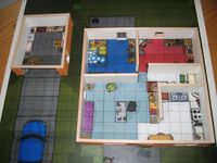 Board Game: Zombie Plague