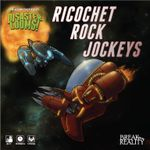 Board Game: Ricochet Rock Jockeys