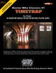 RPG Item: EBTL-01: Timetrap