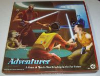 Board Game: Adventurer