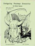 RPG Item: Designing Fantasy Scenarios