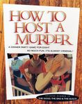 Board Game: How to Host a Murder: The Good, The Bad & The Guilty