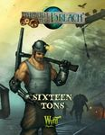 RPG Item: Penny Dreadful One Shot: Sixteen Tons