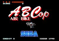 Video Game: A.B. Cop