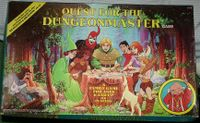 Board Game: Quest for the Dungeonmaster