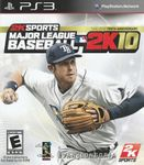 Video Game: Major League Baseball 2K10